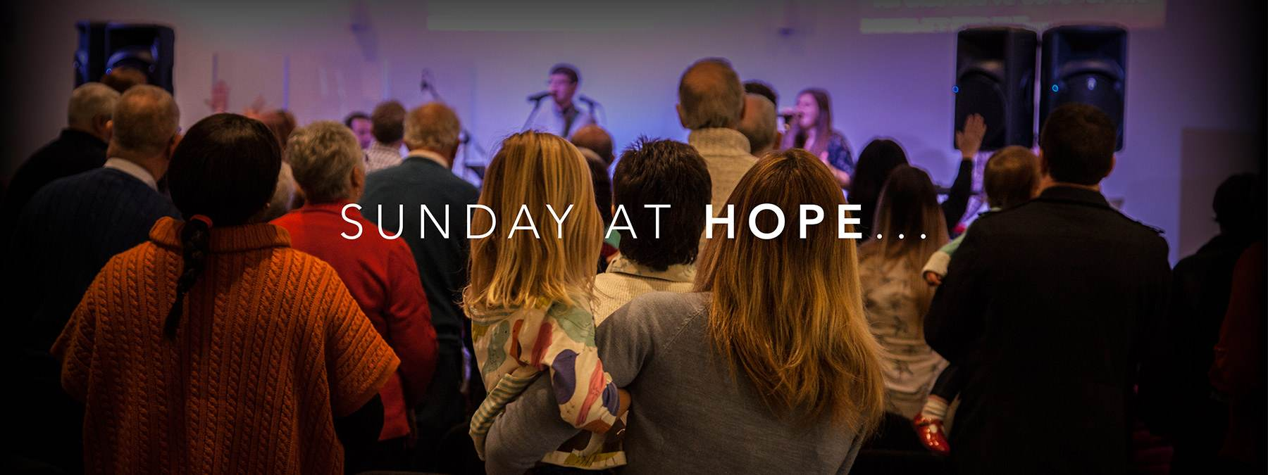 Sunday at Hope...