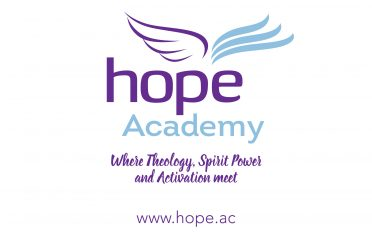 The launch of Hope Academy