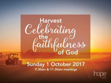Harvest 2017
