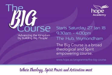 Hope Academy Big Course Launch