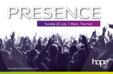 Presence – Sunday 22 July 2018 at 7.30pm