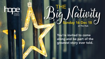 The Big Nativity – Sunday 16 Dec 18