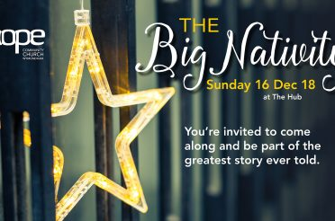The Big Nativity – Sunday 16 Dec 18