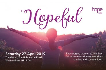 Hopeful – Saturday 27 April 19