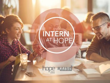 Intern at Hope
