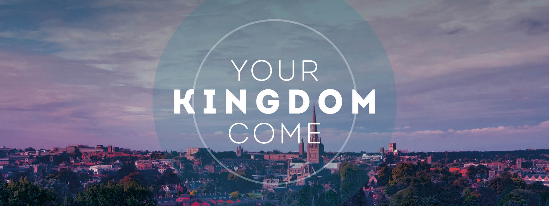 Your Kingdom Come - Conference