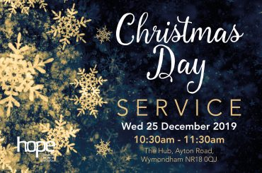 Christmas Day Service 2019