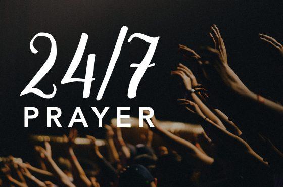 24/7 Week of Prayer || 26 April – 3 May