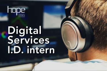 Hope Digital Services Intern
