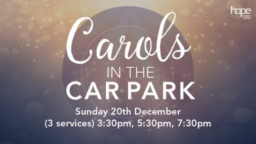 Carols in the Car Park – December 20th 2020