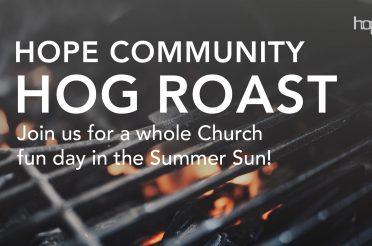 Hog Roast – Sunday 5th September 21